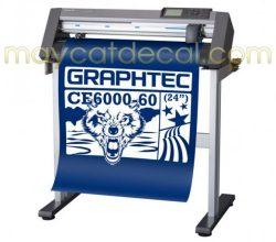Máy cắt decal Nhật Graphtec CE-6000
