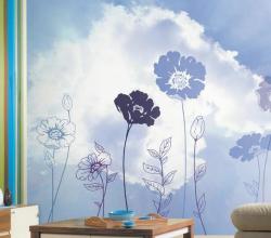 Sử dụng giấy dán tường phù hợp với thời tiết nóng ẩm Việt Nam
